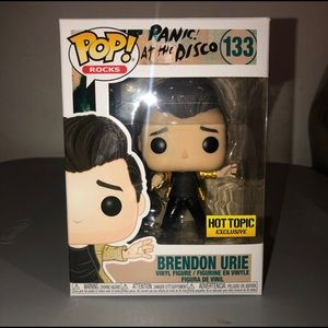 Brendon Urie / Panic! at the Disco funko pop